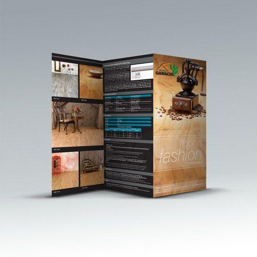 Desain brosur Gamachi. www.simplestudioonline.com