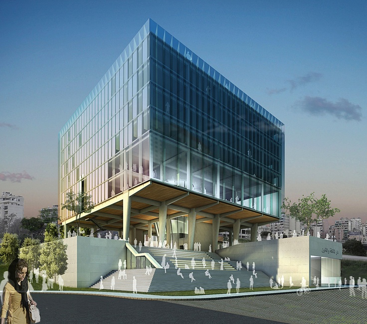 4561 best images about architecure form b on pinterest for Office design lebanon