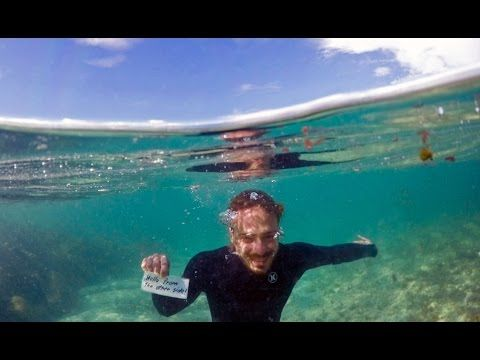 Guide: How to take pictures with GoPro underwater? - YouTube