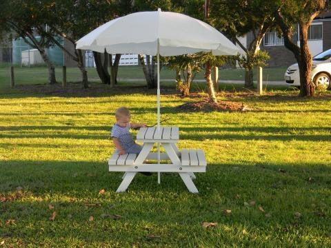 Kids Outdoor Furniture . Kidu0027s Timber Picnic Table