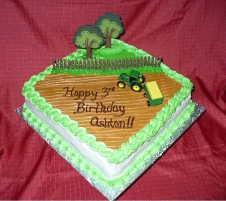 1000+ ideas about Tractor Cakes on Pinterest Tractor ...