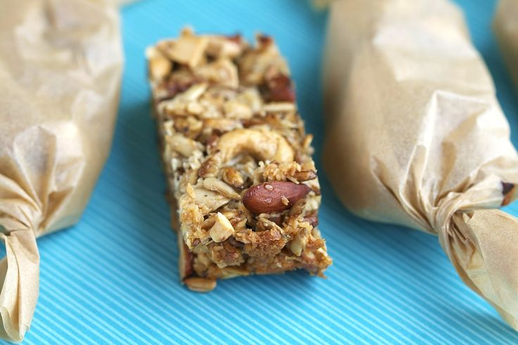 Granola Bars  ___________________________  Deliciously Organic