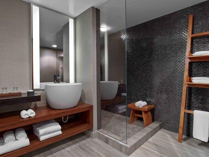 David Rockwells Design Nobu Hotel Caesars Palace