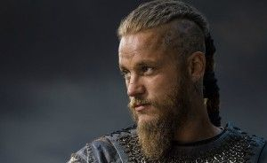 Amazing hairTravis Fimmel as Ragnar Lothbrok picture