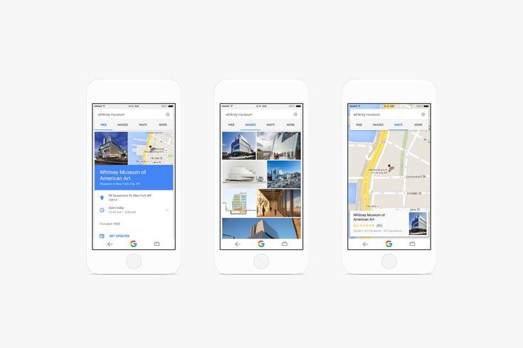 Google Visual Identity on Behance