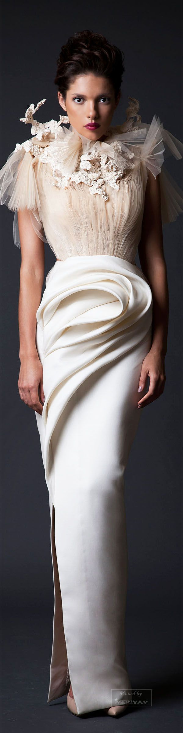 Krikor Jabotian Fall-winter 2014-2015. jaglady