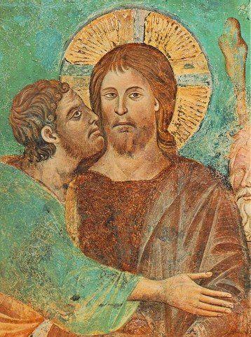 ORVALHO DO AMANHÃ: Judas Iscariotes, o apóstolo da traição