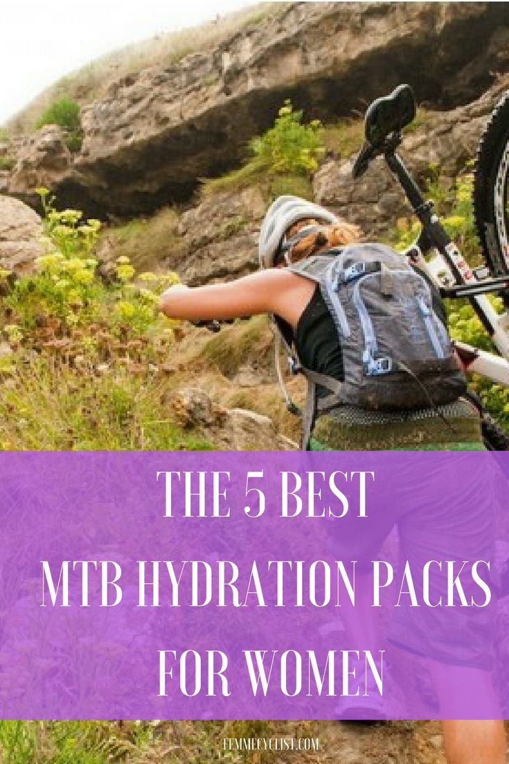 5 Best Women S Mountain Bike Hydration Packs Hydration Pack Mountain Biking Women Mountain Biking