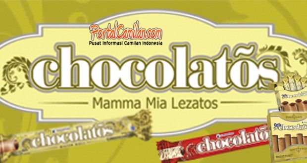 GERY CHOCOLATOS : CHOCOLATE WAFER STICK PRAKTIS, ENAK DAN HALAL :: Gery Chocolatos : Chocolate Wafer Stick | PortalCamilan.com