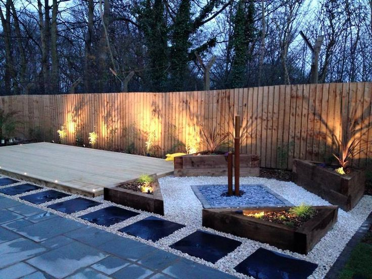 Techmar 12v garden lighting customer photos