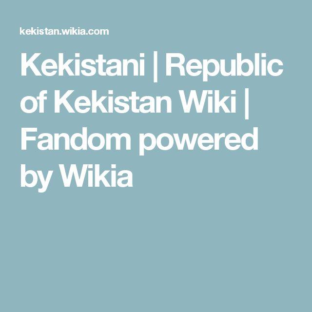 Kekistani | Republic of Kekistan Wiki | Fandom powered by Wikia