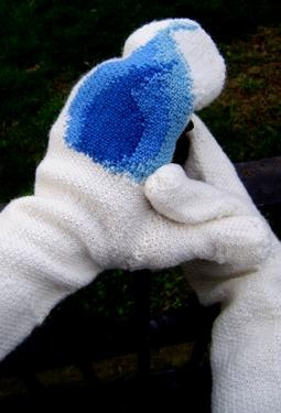 Mittens, Fair isles and Patterns on Pinterest