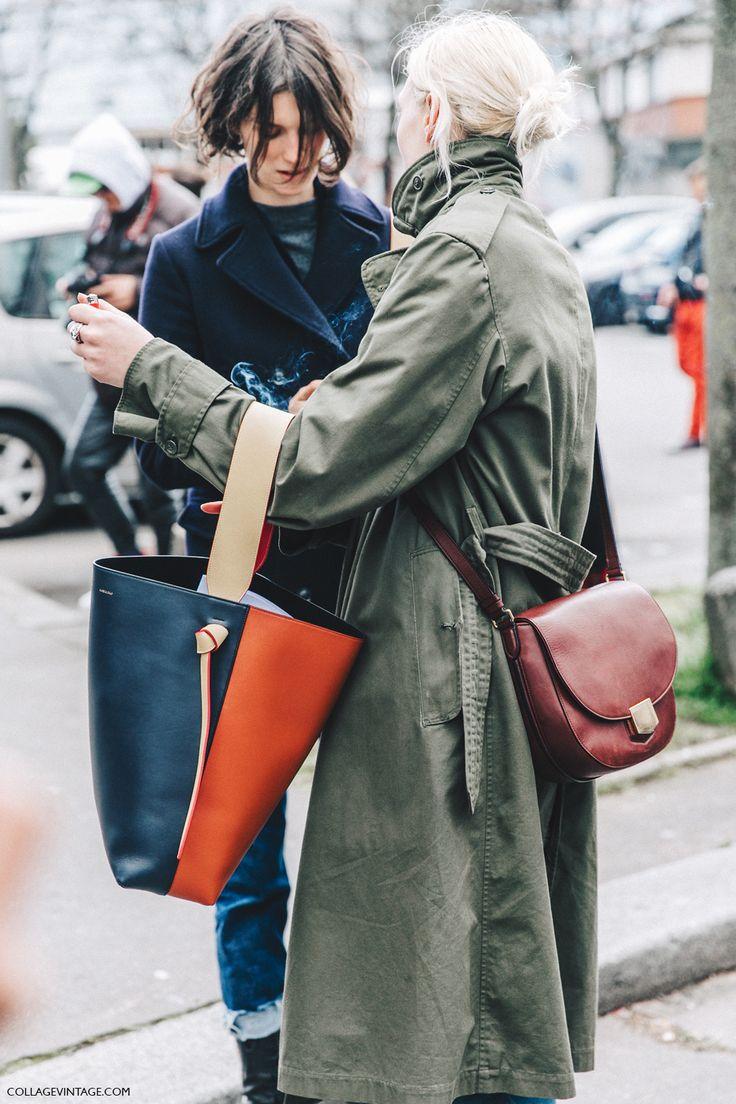 PFW-Paris_Fashion_Week_Fall_2016-Street_Style-Collage_Vintage-Celine-4