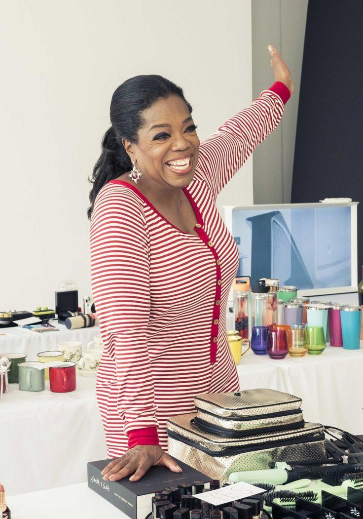 Oprah Christmas Gift Ideas Part - 49: Hereu0027s How Oprah Chose Her Favorite Things Of 2016. Oprah WinfreyFavorite  ThingsGift IdeasHoliday ...