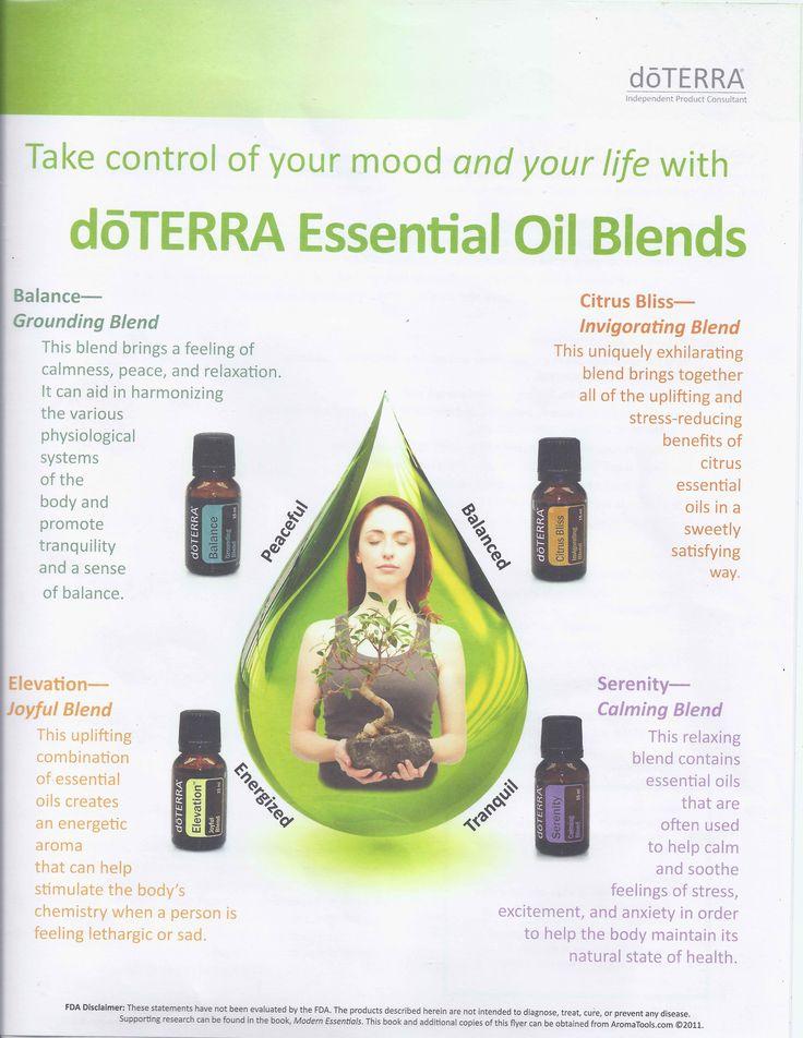 doTerra Essential Oils ~ Relax