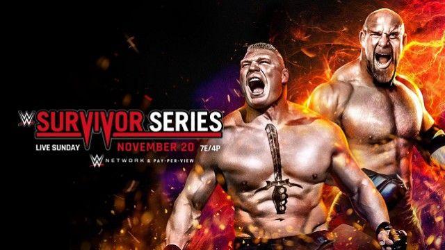 Watch WWE Survivor Series 2016 11/20/2016 Full Show Online Free