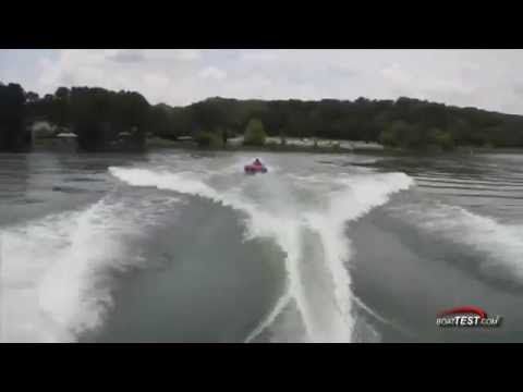 Pulling A Tuber Or Wakeboarder Behind Your Boat - http://wakeboardinghq.net/pulling-a-tuber-or-wakeboarder-behind-your-boat/