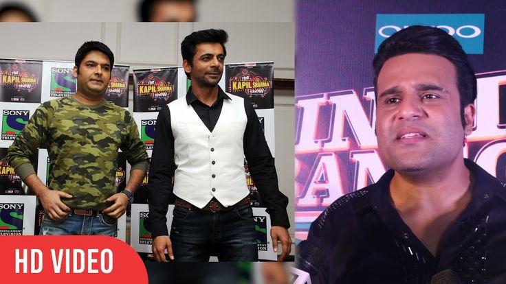 Krishna Abhishek Reaction On Sunil Grover And Kapil Sharma Fight Krishna Supports Kapil Sharma