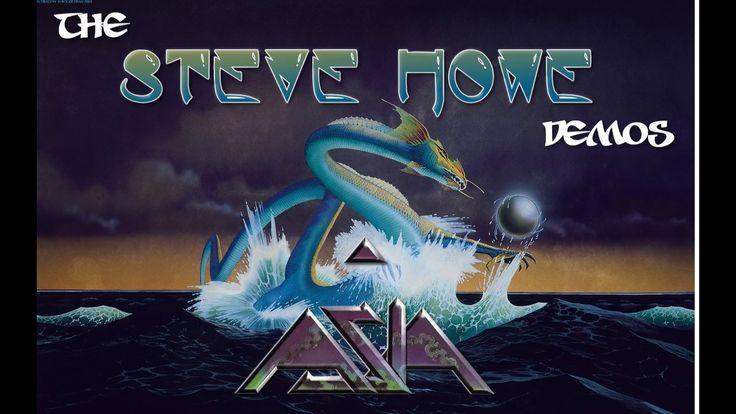 Asia - The Steve Howe Demo Tapes