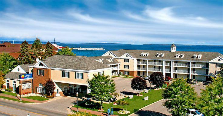 Mackinaw Island Hotels With Indoor Pools
