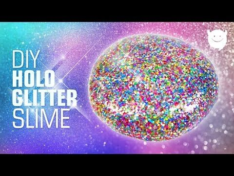 452 best slime images on pinterest diy slime slime recipe and how to make holo glitter slime youtube ccuart Choice Image