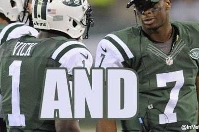Neither Geno Smith nor Michael Vick have been able to lead the New York Jets to many victories this season, so this was just too good to pass up.  On Sunday, the Jets suffered a 43-23 home loss at the hands of the Buffalo Bills...
