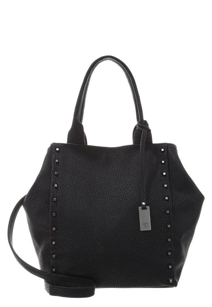 TOM TAILOR DENIM SUSAN Handtasche black Accessoires bei Zalando.de | Accessoires jetzt versandkostenfrei bei Zalando.de bestellen!
