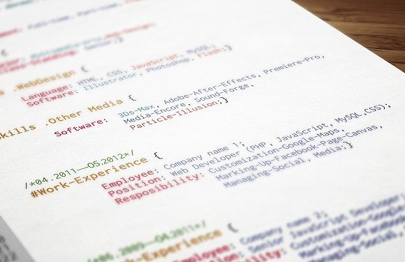 32 best resume templates images on pinterest resume design design