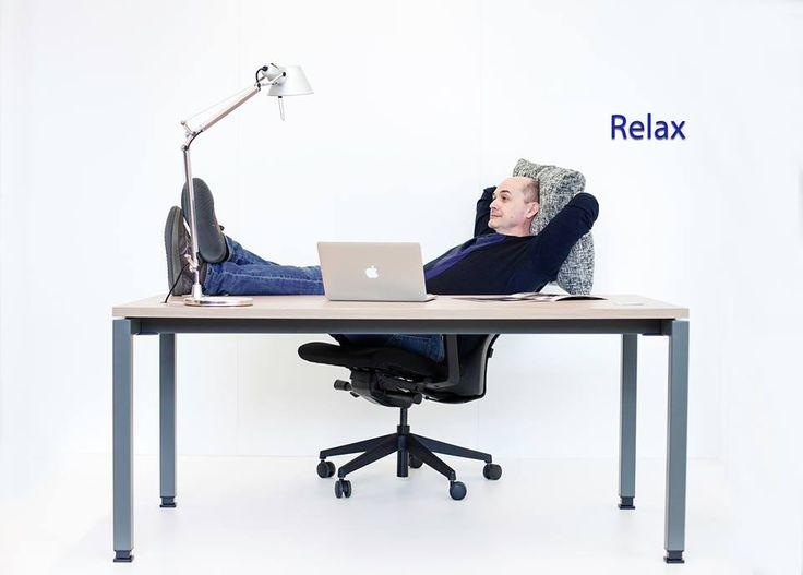 Mobilier birou Greenforest MOVI Relax