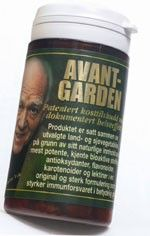 Avant-Garden Standard 120 tab fra Almea. Om denne nettbutikken: http://nettbutikknytt.no/almea-no/