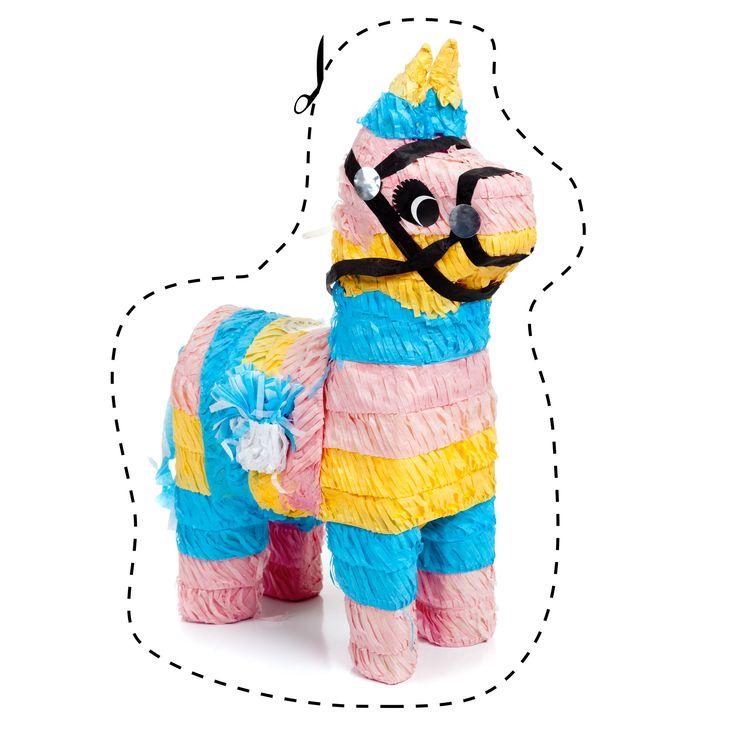 Une agence pleine de surprises!  An agency full of surprises! #surprises #sauterelledesign #piñata