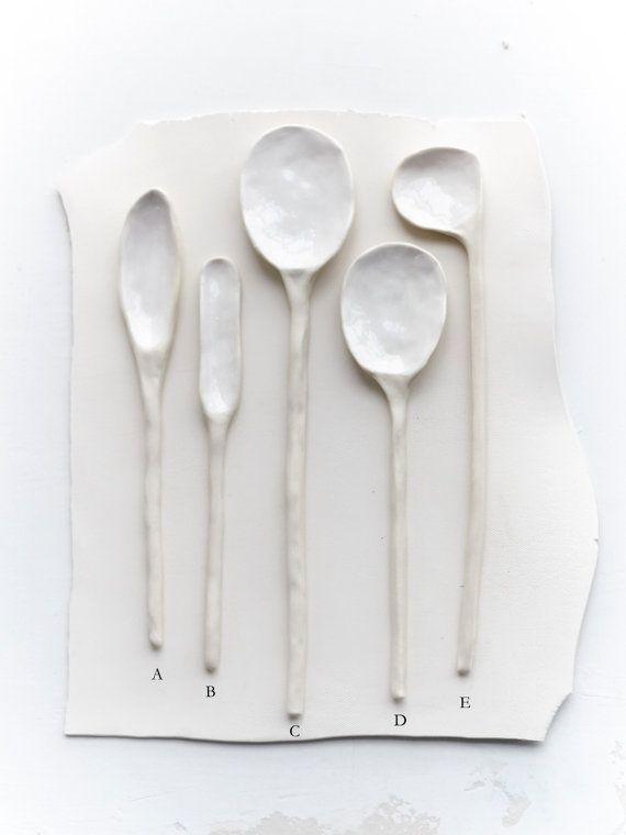 DOS Porcelain Spoon