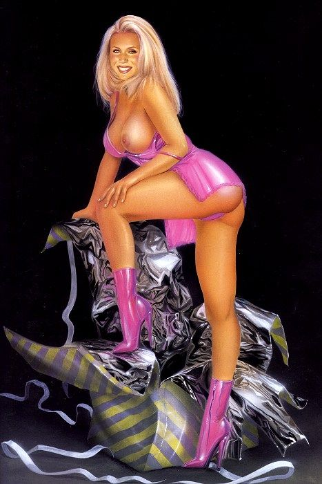Modern fantasy pin up girls nude very grateful