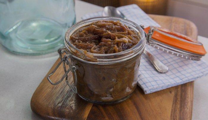 Sugar Free Onion Jam - Good Chef Bad Chef