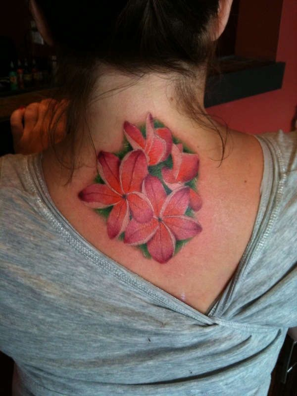 Exotic+Flower+Tattoos | Exotic Flower tattoo