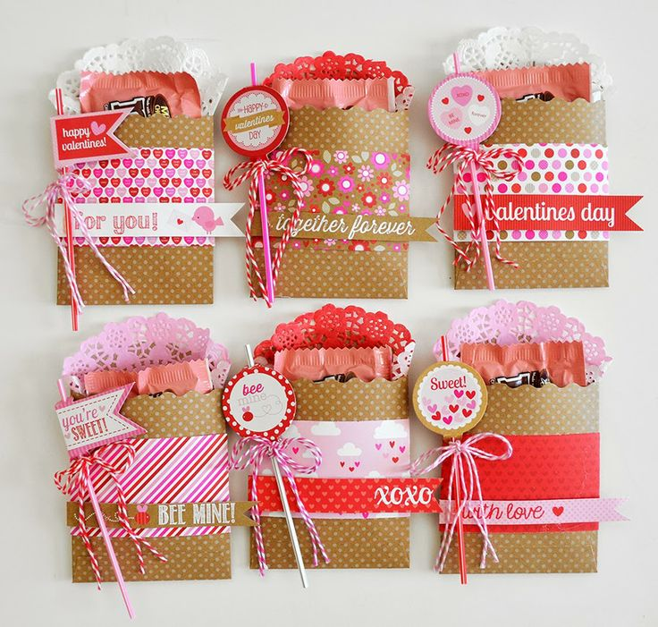 Doodlebug Design Inc Blog: Valentine's Day Treat Ideas featuring Sweethearts Collection by Wendy Sue Anderson.