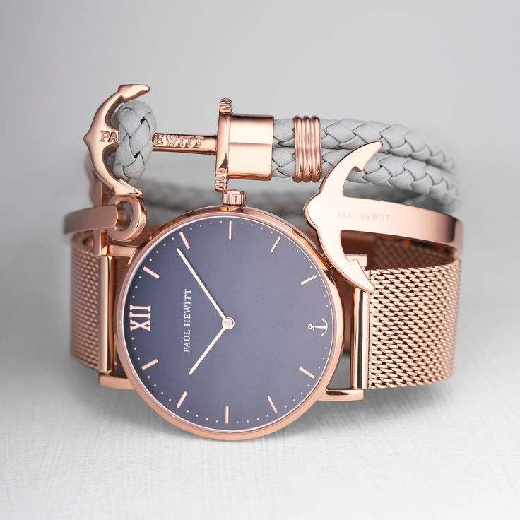 Our Sailor Line, Ancuffs and Phreps are looking gorgeous in ROSEGOLD #getAnchored