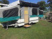 Coleman camper Londonderry Penrith Area Preview