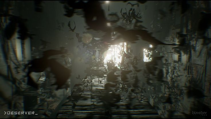 OBSERVER - GDC demo Teaser Trailer https://www.youtube.com/watch?v=oqU4hESw8m4 #gamernews #gamer #gaming #games #Xbox #news #PS4
