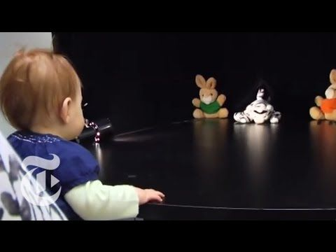 ▶ Magazine - Can Babies Tell Right From Wrong?   The New York Times - YouTube