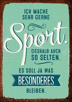 Sport - Postkarte - Grafik Werkstatt Bielefeld