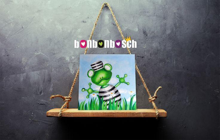 Bad Froggie