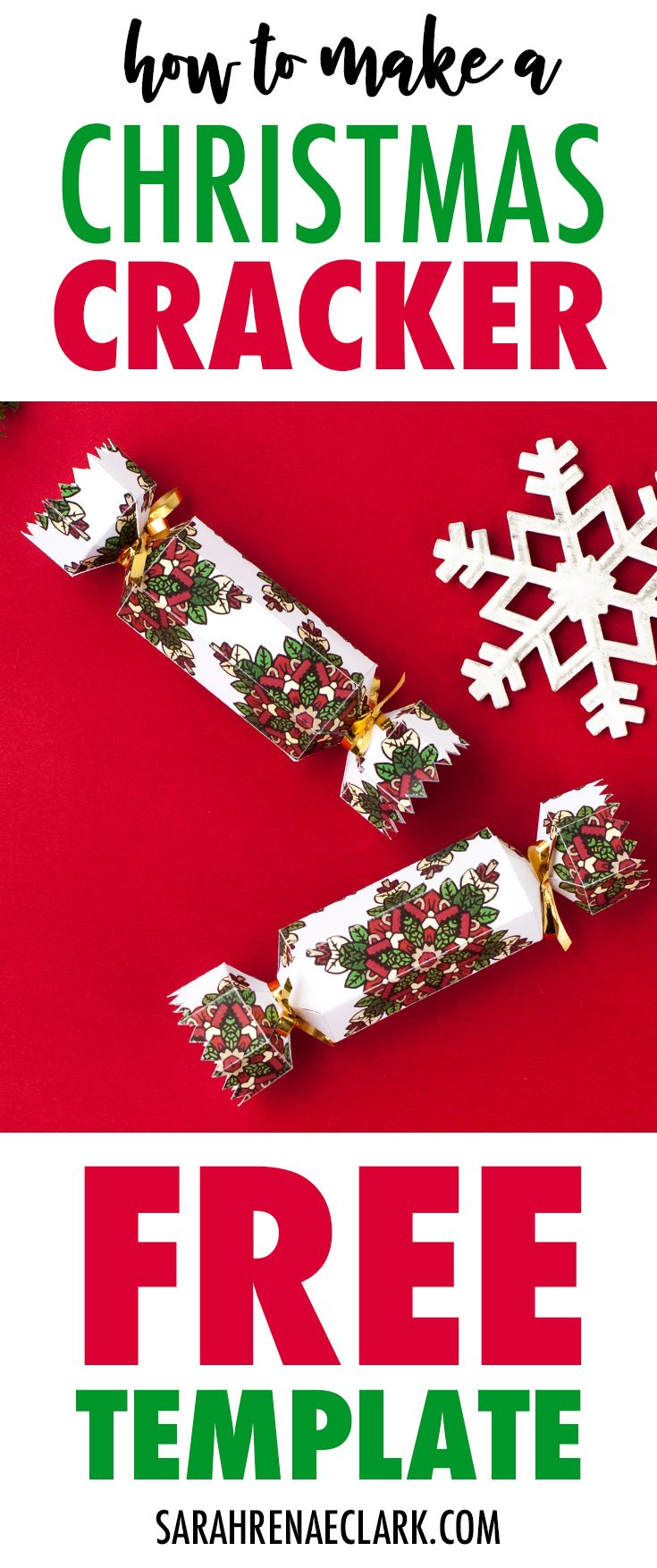 how to make christmas cracker crowns