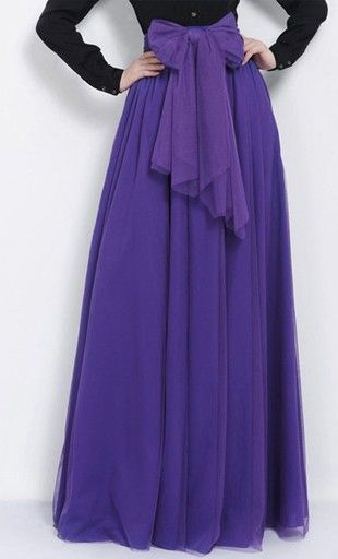 Formal Tulle Maxi Skirt. More modest women's fashion at www.apostolicclothing.com #modest #fashion