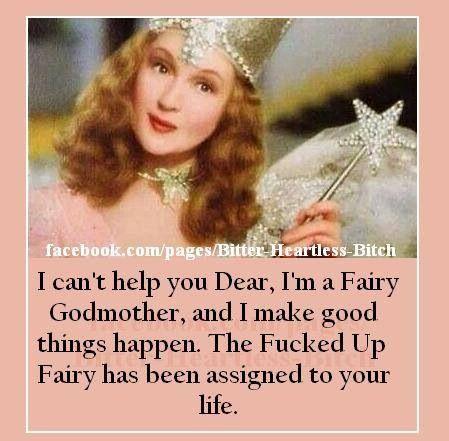 Fuck Up Fairy 39