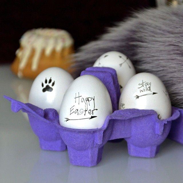 Easter Eggs #happyeaster #easter #wolf #eggs #inspiration #native #boho