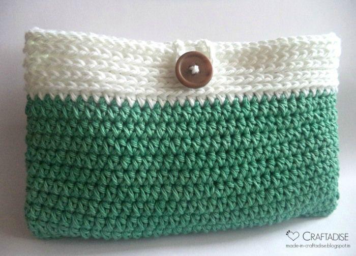 Explore Crochet Purse | Fre Pattern on @OombawkaDesign