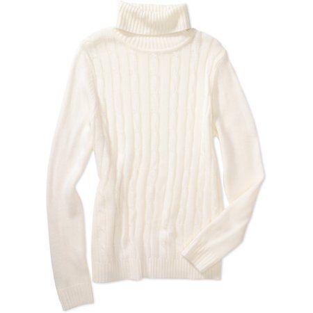 White Stag - Women's Turtleneck Sweater
