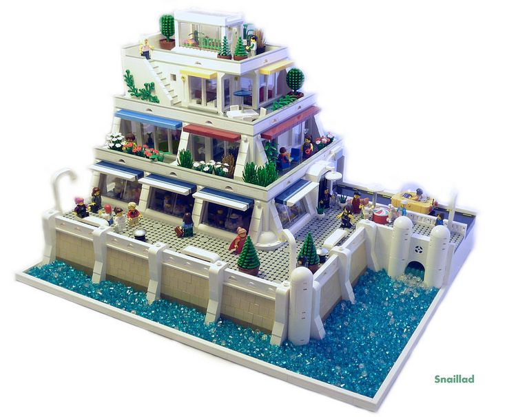 Are LEGO-like Smart Bricks the future of home construction?
