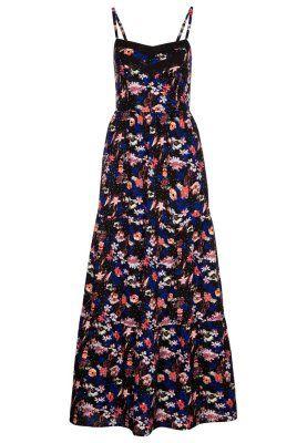 Długa sukienka - czarny